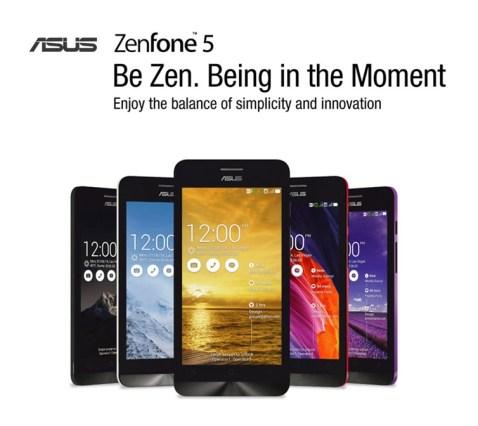 Asus Zen Phone 5
