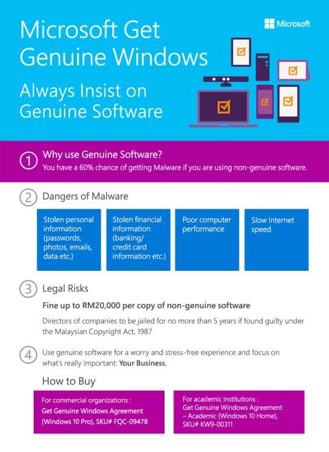 Microsoft Get Genuine Windows