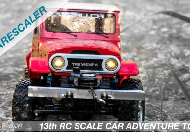 13th #AARESCALER RC ADVENTURE TOUR 2018