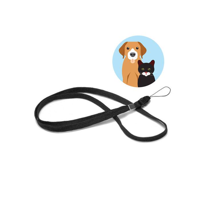 Schlaufe für Hunde/Katzen Halsband