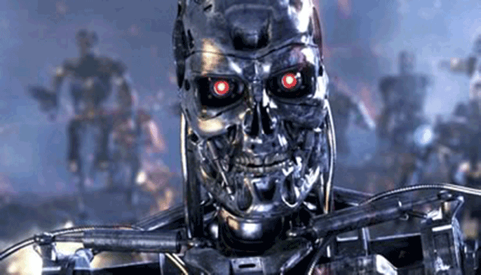 Technological intelligence Terminator