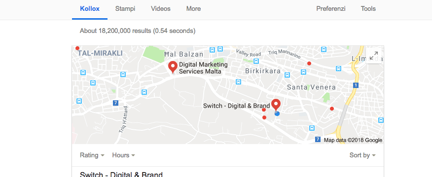 SEO Malta – We rank sites to dominate niche searches on Google