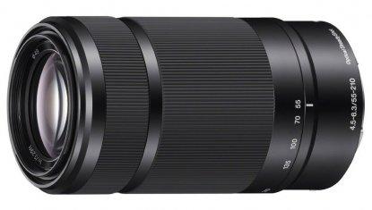 Sony 55-210mm lens
