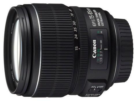 Canon 15-85mm STM lens