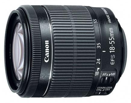 Canon 18-55mm STM lens