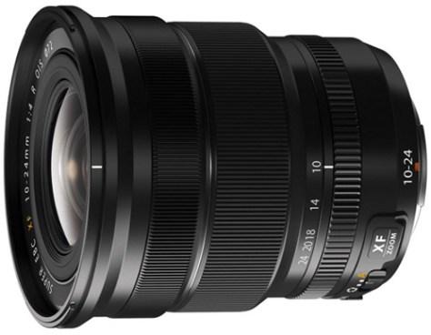 Fujifilm 10-24mm f4 lens