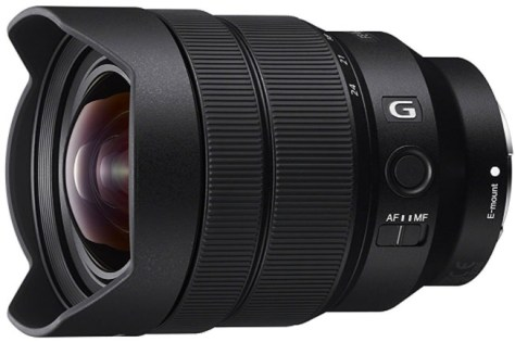 Sony 12-24mm f4 lens