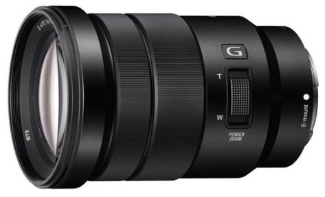 Sony 18-105mm lens