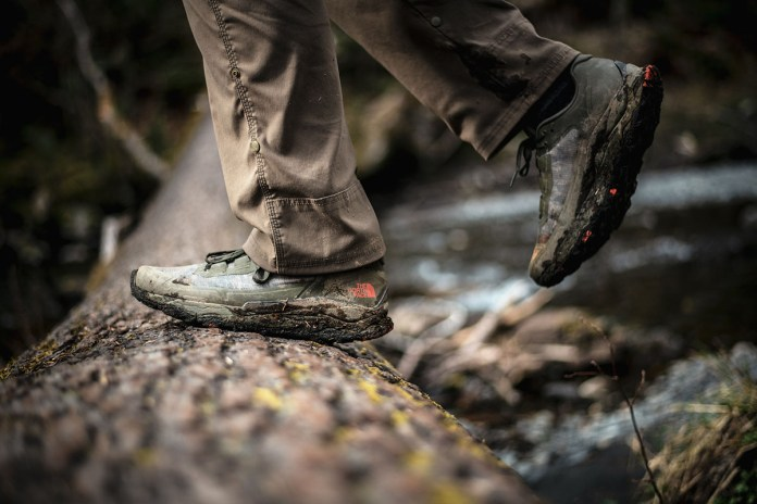 The North Face Vectiv Exploris Hiking Shoe Review Switchback Travel