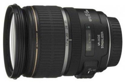Canon 17-55mm lens