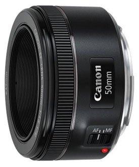 Canon 50mm STM lens