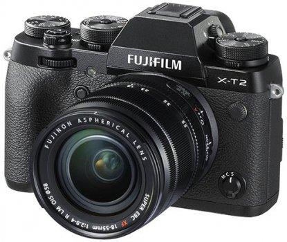 Fujifilm X-T2 camera
