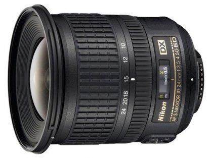 Nikon 10-24mm DX lens