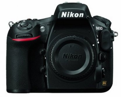Nikon D810 Camera