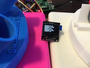 Grove 128x64 I2C OLED Board-Arduino/ Raspberry Pi - SwitchDoc Labs