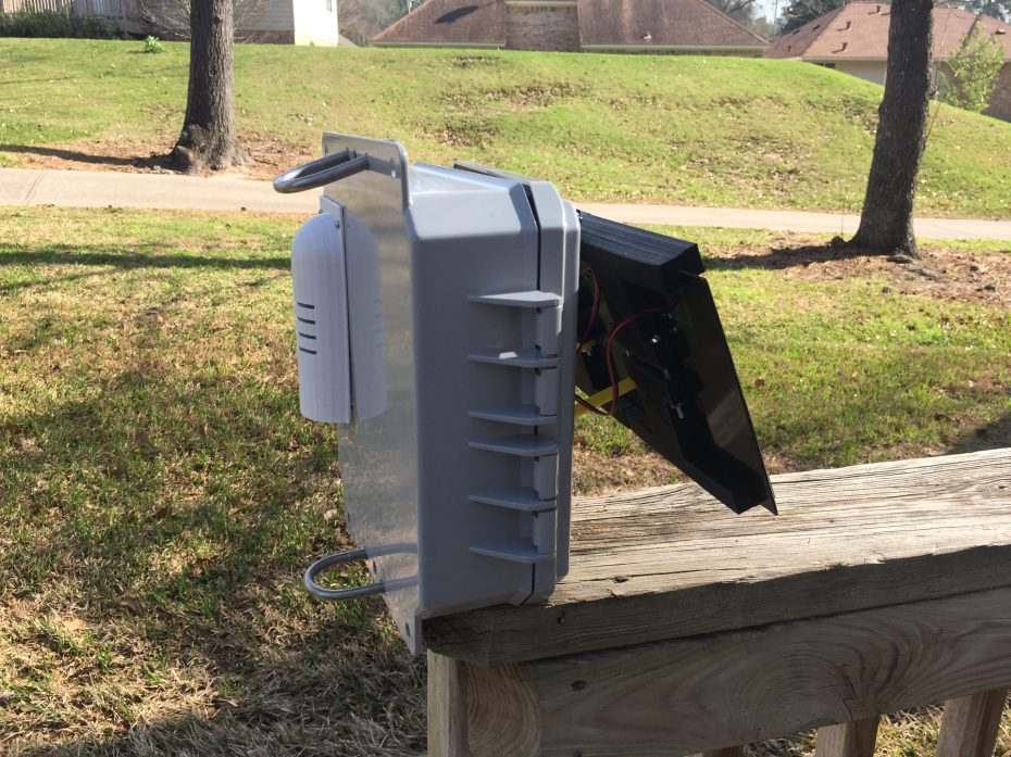 Guest Blog – Solar Powered OurWeather Station Part #2