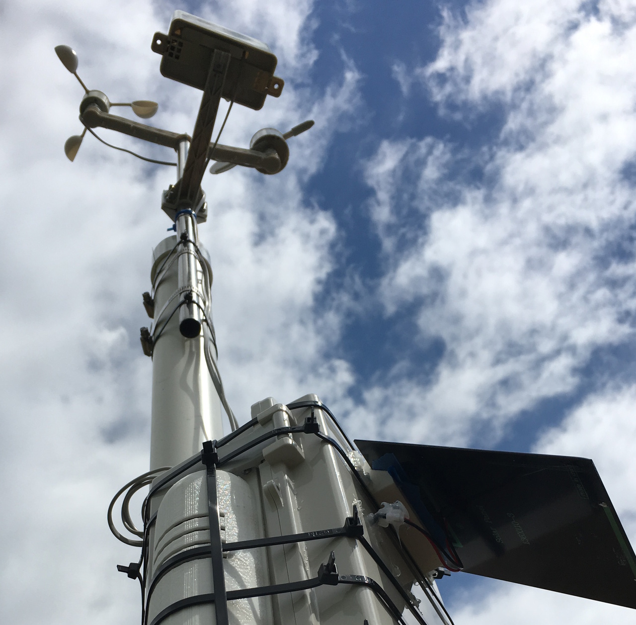 New OurWeather Released - WXLink and Solar Support ... on