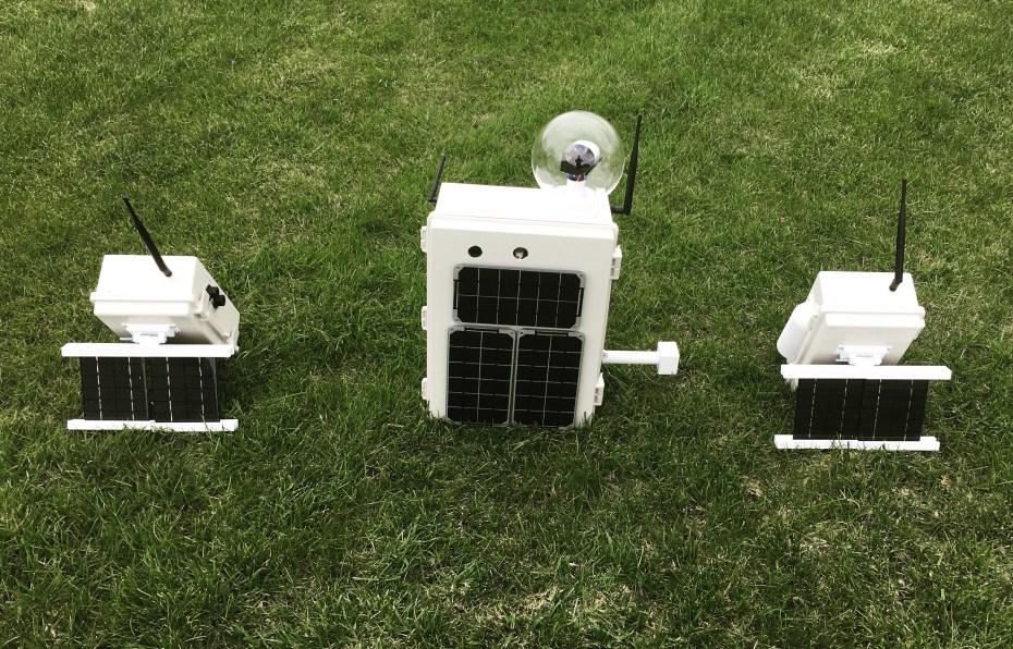 Project Curacao2 – Part 8: Solar Power Management / Raspberry Pi