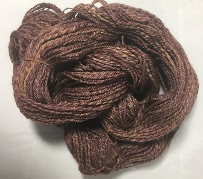 Falkland Brown yarn