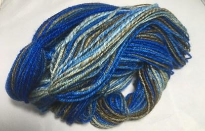 Planet Earth yarn