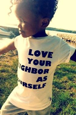 Älska din nästa