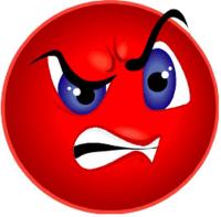 Jag är arg