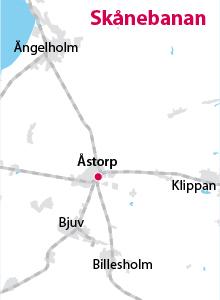Stationsknuten Åstorp