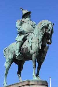 Mördarkungen Karl X Gustav