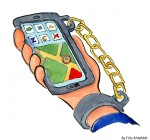 Bota vårt mobilberoende