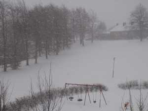 Vinter i Åstorp