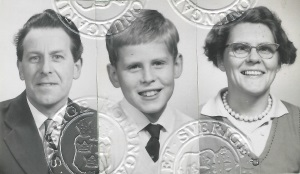 Sven Tyckers första pass