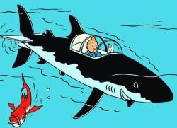 Tintins ubåt