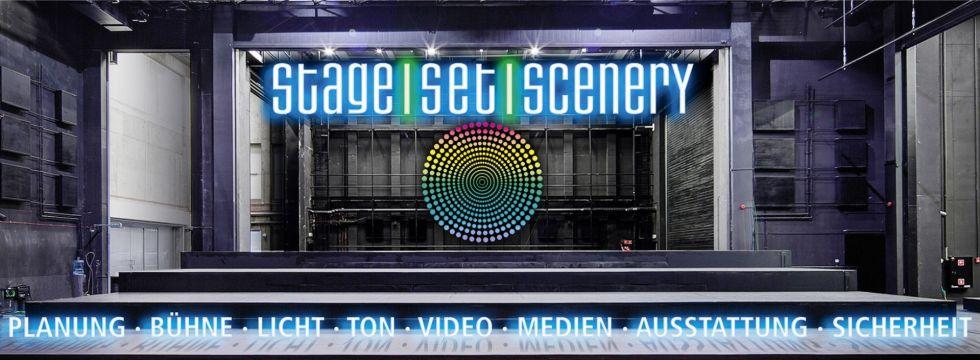 Mietmöbel SWOOFLE - GoodieBag Stage Set Scenery