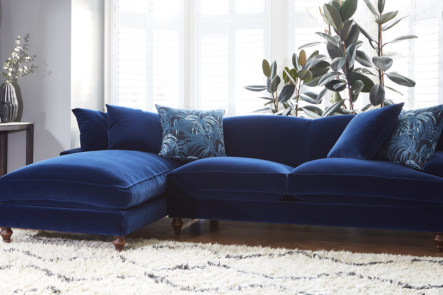 Why You Should Probably Buy A Velvet Sofa In 2017 Swoon