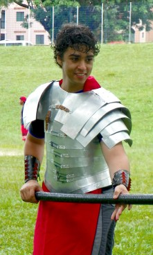 Armadura romana segmentada (Lorica)