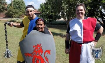 Torneio Aniversário Gladius Swordplay Larp Boffering