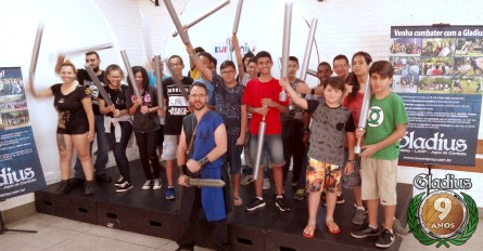 Gladius Swordplay - Sesc Taubate 2017 - 09
