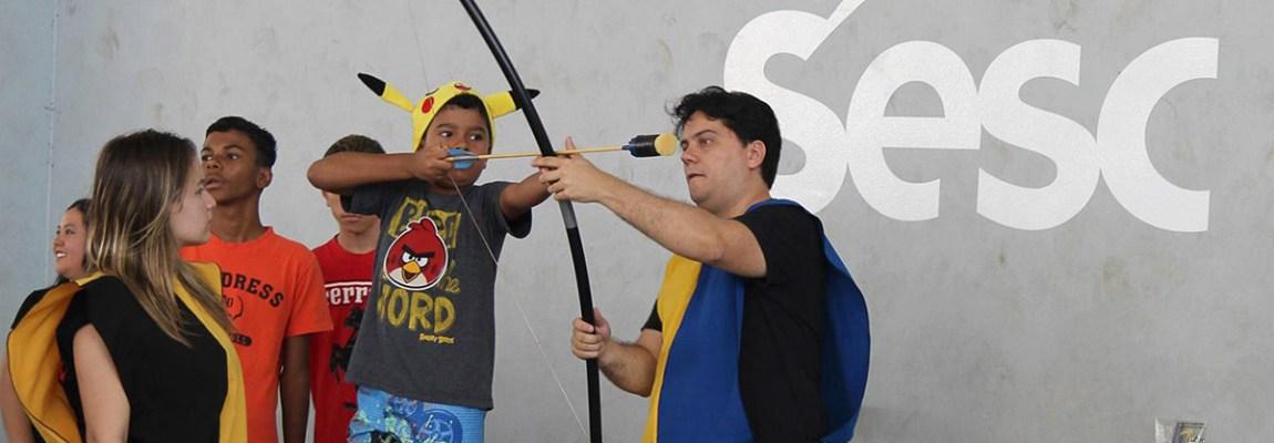 Crianças no Swordplay, parte 1: Vale a pena? Vale, sim