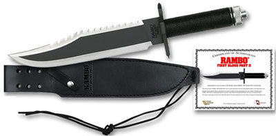 First Blood Part II Knife for Sale