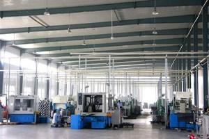 Bearing production workshop of SWS Bearings LTD