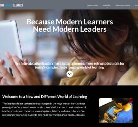 Educating Modern Learners Web Site