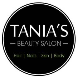 Tania's Beauty Salon Logo
