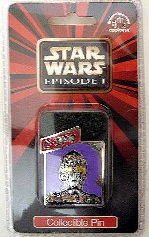 C-3PO Pin