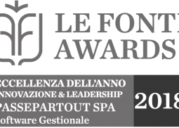 Passepartout vince la Le Fonti Awards® 2018