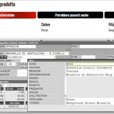 Inserire informazioni aggiuntive da Mexal e da Passweb attraverso gli Attributi