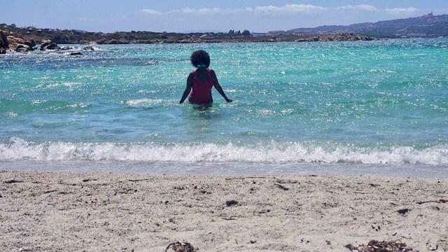 Cala Serena, Caprera, Sardinia