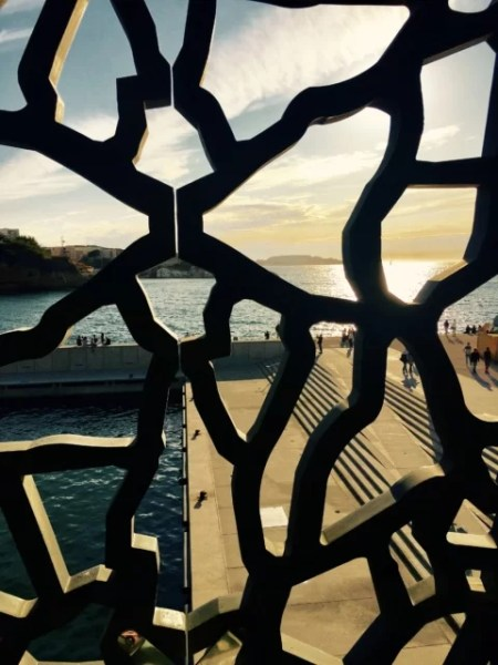 Celebrating Heritage Days in Marseille, France: Views from MUCEM