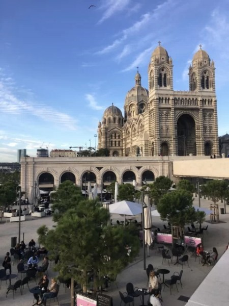 Celebrating Heritage Days in Marseille, France: La Cathédrale de Marseille