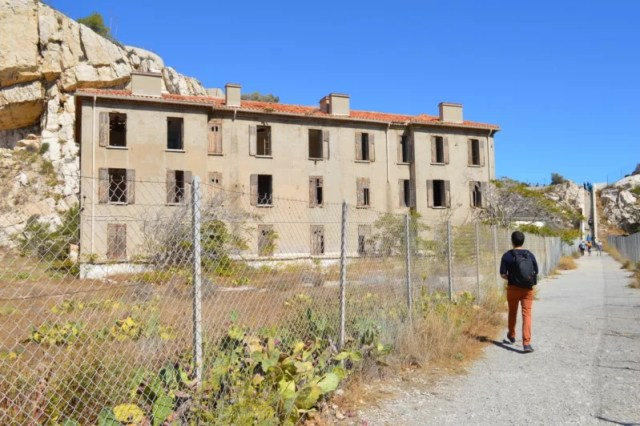 Celebrating Heritage Days in Marseille, France: Walk to Caroline Hospital