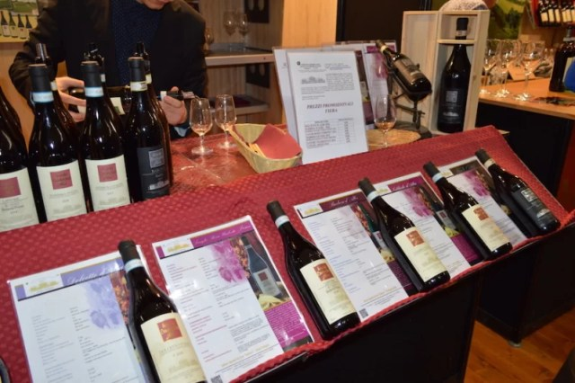 International White Truffle Festival Alba, Italy wine tasting